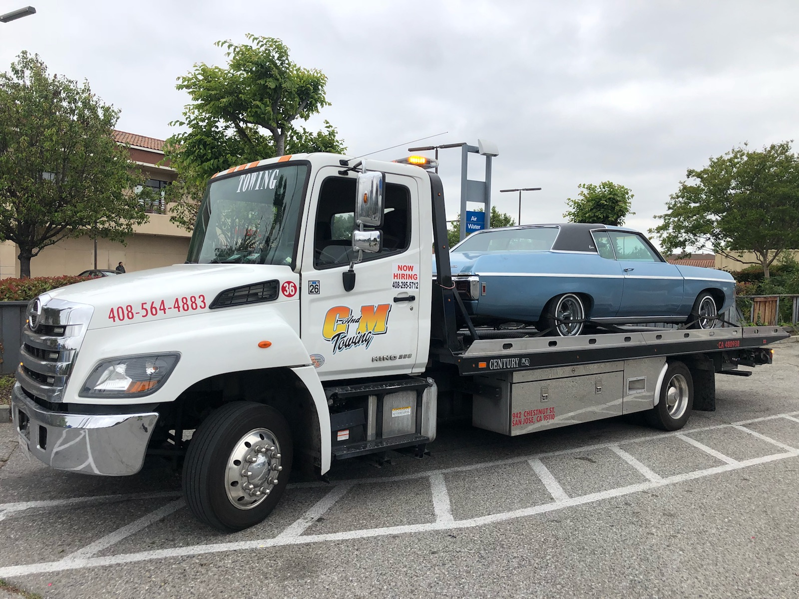 Acquiring Important Factors about Truck Towing Service